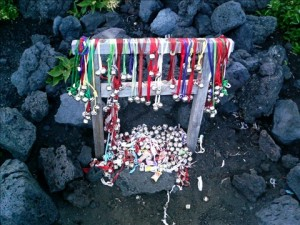 Shrine Bells on Mt. Fuji-San