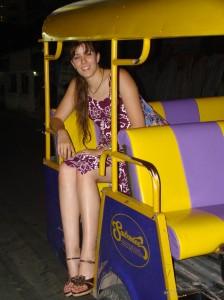 Tuk Tuk Bus Thailand