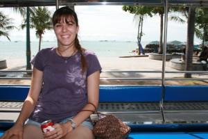 Baht Bus Pattaya Thailand