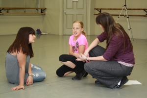 Paso Robles TV Film Acting class with Lacey Clifton