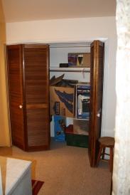 Master Bedroom Closet 1