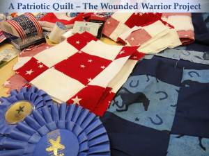 wounded warrior quilt