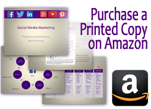 social media best practices on amazon