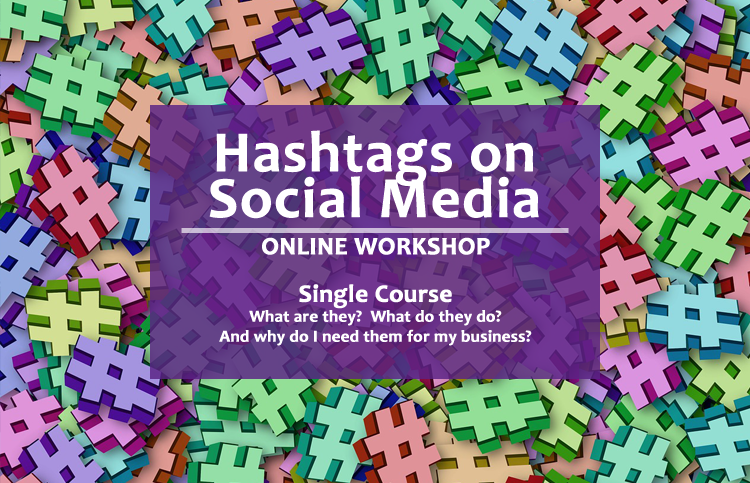 hashtags workshop