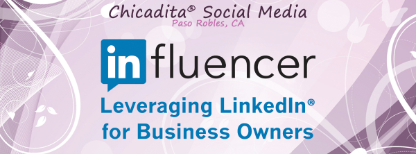 Learn to use LinkedIn® Professional Networking Services to promote your self-owned business and reach a network of high-income decision makers. Bring your laptop to the workshop for a hands-on training experience.